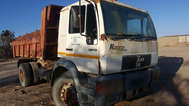 Tipper Truck Auctions