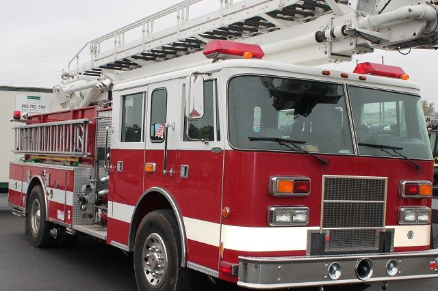 Fire Truck Auction Sites
