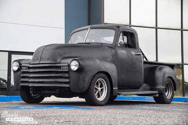 Classic Chevy Truck Body Parts