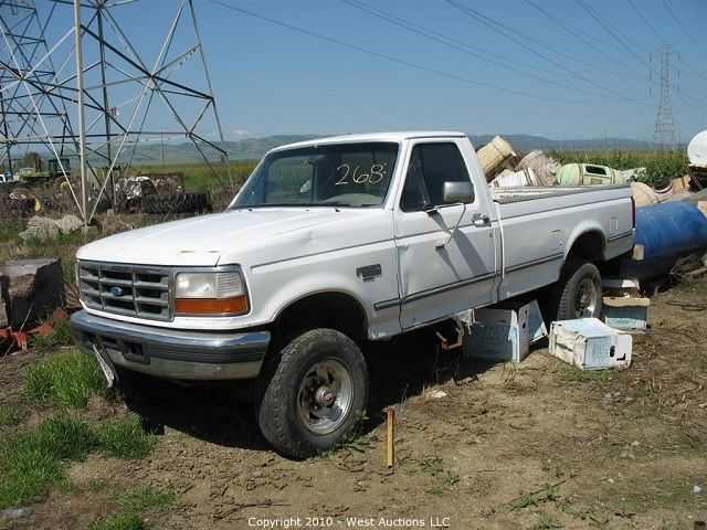 Diesel Pickup Truck Auctions