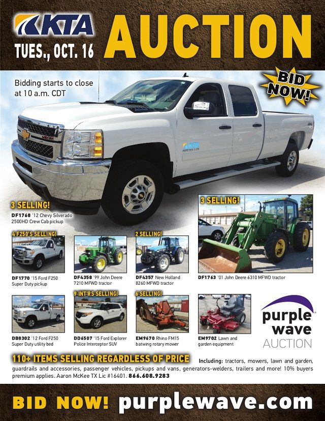Light Truck Auctions