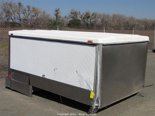 Catering Truck Auction