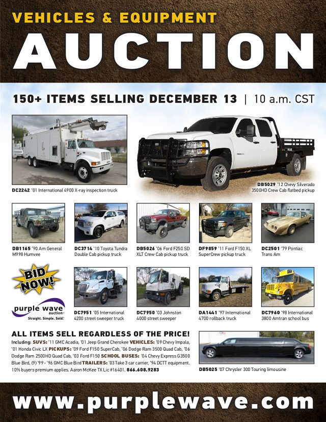 Used Pickup Truck Auctions