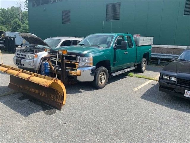 Truck Auctions Ma