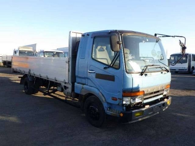 Japanese Used Truck Auction