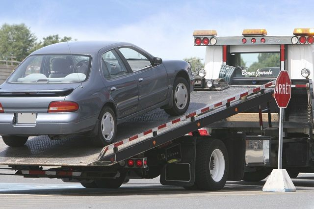 Tow Truck Auction Sites