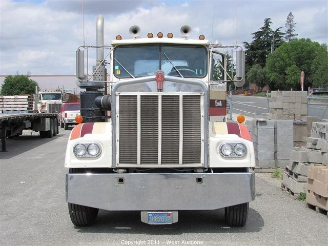 Truck Auctions in California
