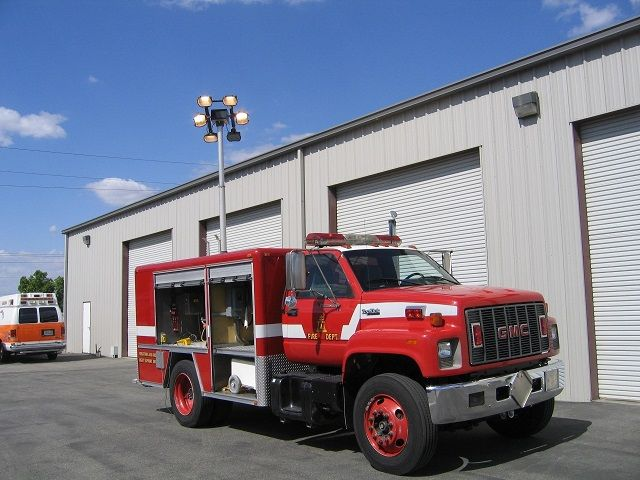 Used Fire Truck Auctions
