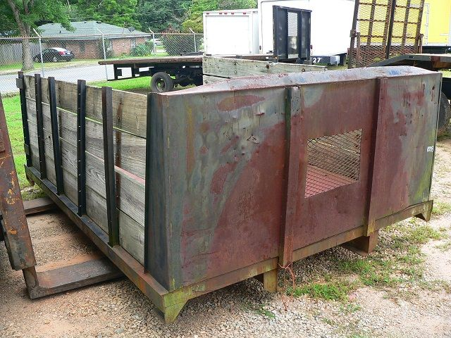 images and Photos Used Flatbed Truck Body