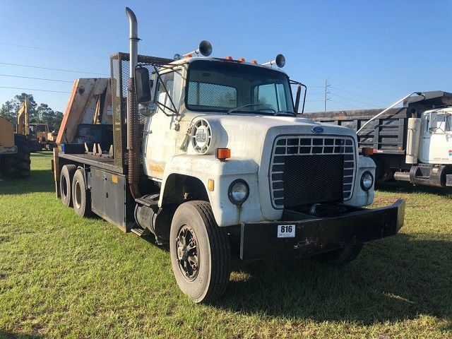 Grapple Truck Auction