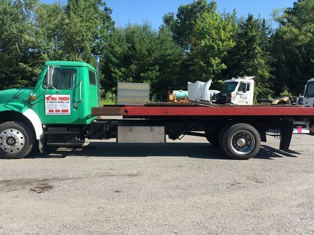 Rollback Tow Truck Auction