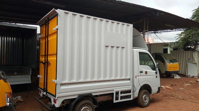 Images and Photos Truck Body Fabricators