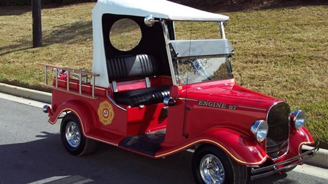 Images and Photos Golf Cart Semi Truck Body Kits