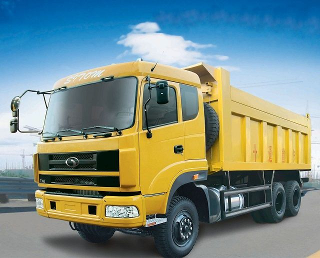 Images and Photos Used Dump Truck Auctions