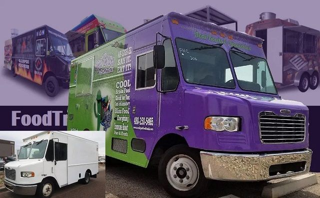 Vehicle Auctions Near Me >> Food Truck Auctions New For Sale under 5000 | Types Trucks