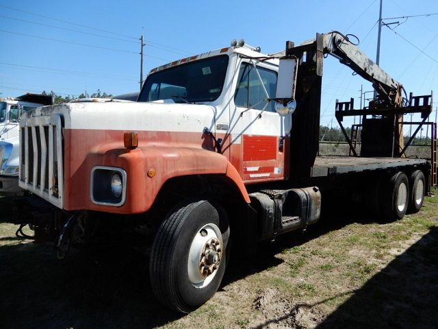 Images and Photos Grapple Truck Auction