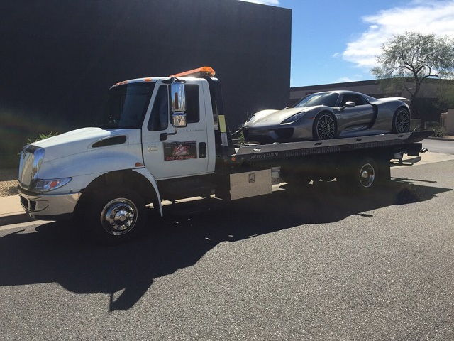 Images and Photos Rollback Tow Truck Auction