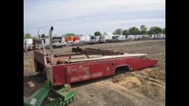 Ramp Truck Body for Sale Texas&California