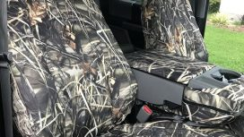 Camo Seat Covers for Trucks Near Me