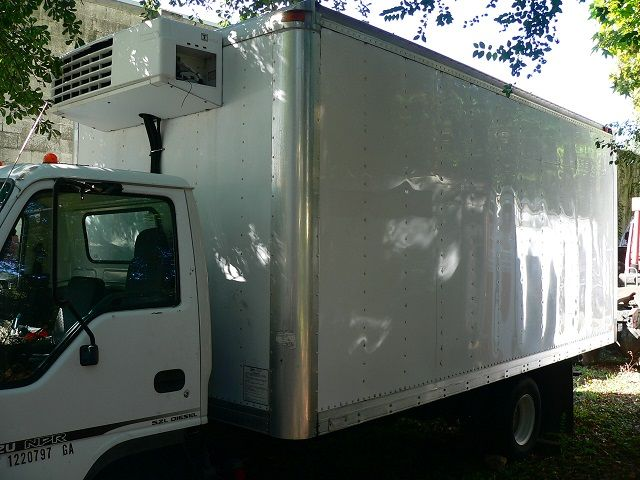 Used Refrigerated Truck Body for Sale