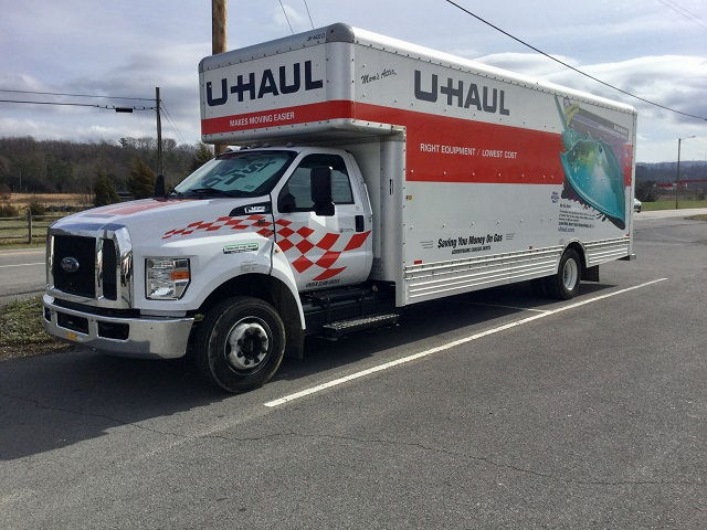 Uhaul Truck Cost Budget Rental Prices Per Day Locations ...