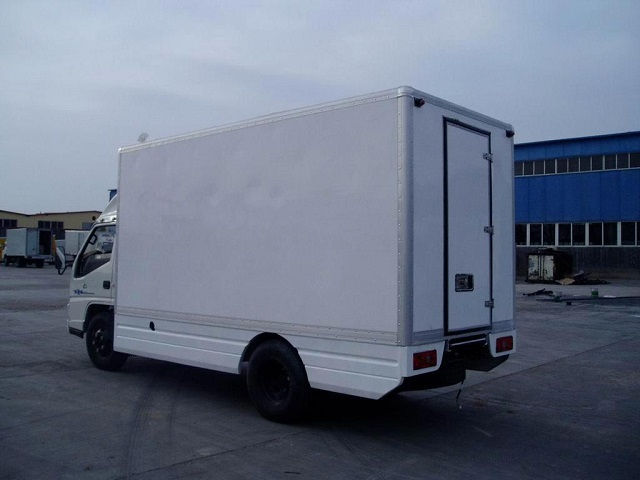 Refrigerated Truck Body Manufacturers