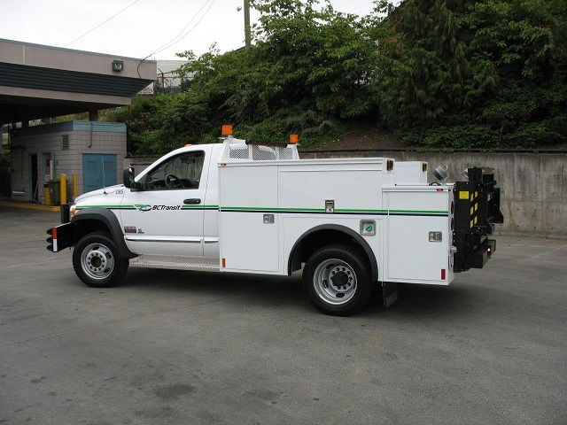 Service Truck Body Manufacturers