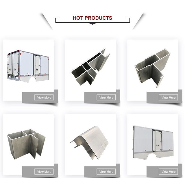Truck Body Extrusions