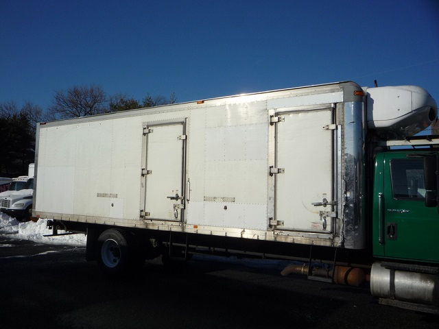 Images and Photos Used Refrigerated Truck Body for Sale