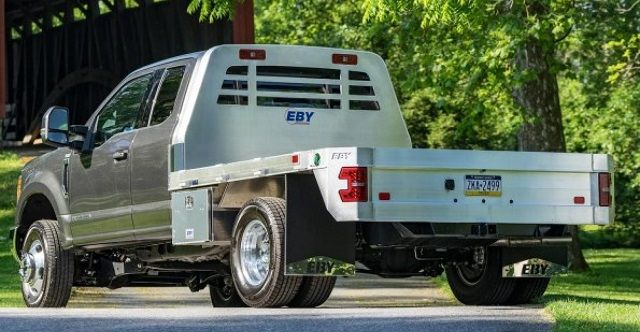 Images and Photos Eby Truck Body