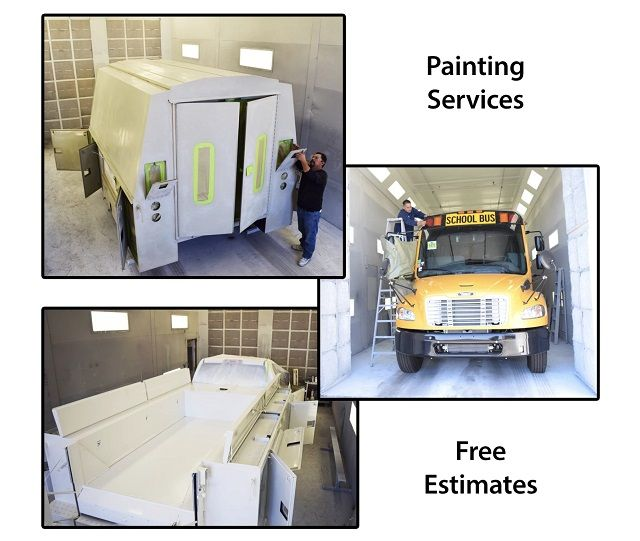 Images and Photos Commercial Truck Body and Paint