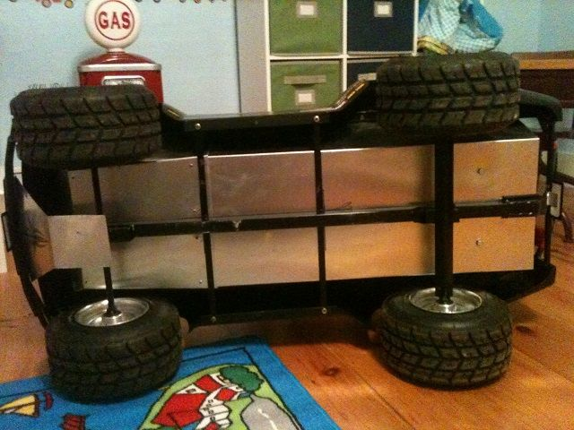 Images and Photos 1/4 Scale Truck Body