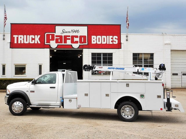 Images and Photos Utility Truck Body Manufacturer