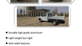 Truck Body Extrusions Panels