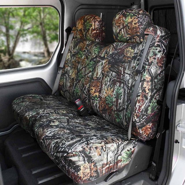 Images and Photos Camo Seat Covers for Trucks