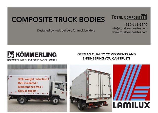 Images and Photos Refrigerated Truck Body Manufacturers