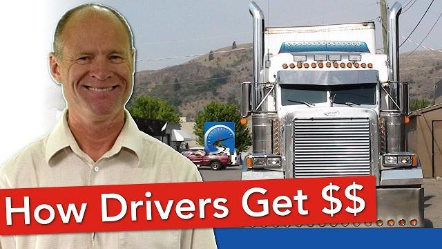 How Do Truck Drivers Get Paid