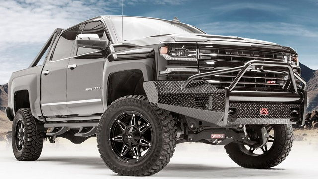 Aftermarket Chevy Truck Bumpers