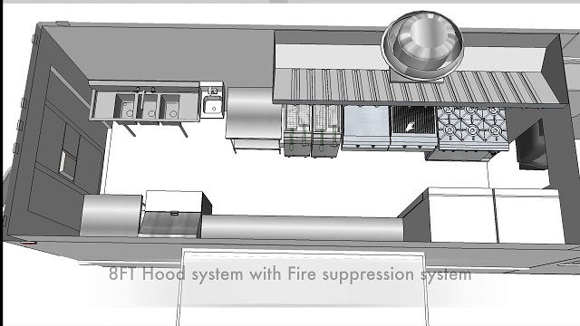 Food Truck Design Plan