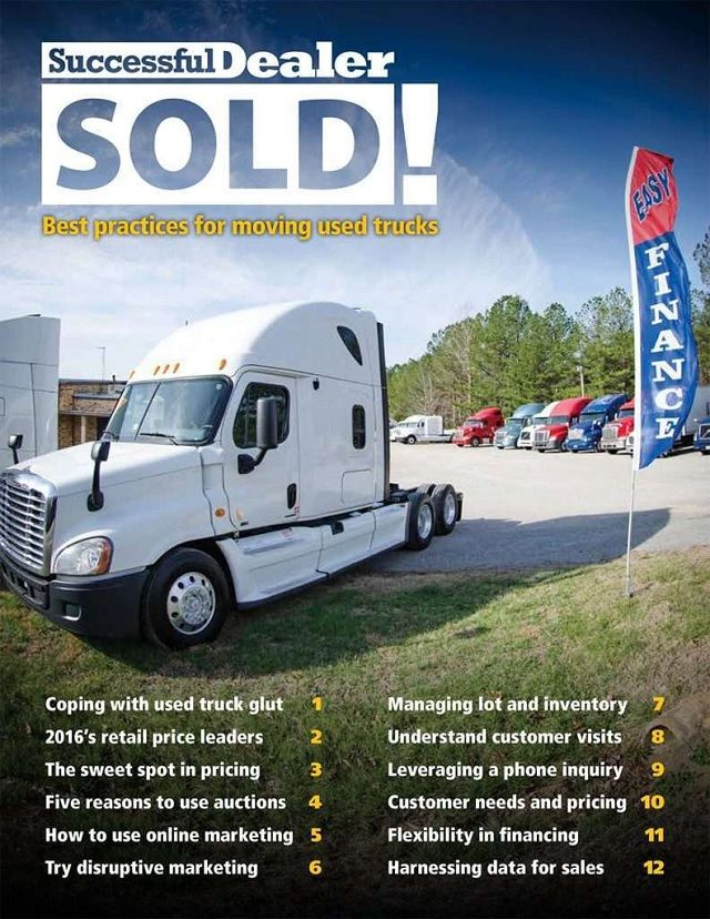 Used Truck Prices Guide