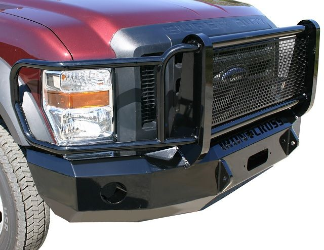 Iron Cross Truck Bumpers
