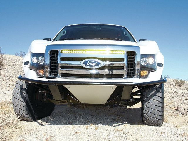 Used Ford Truck Bumpers