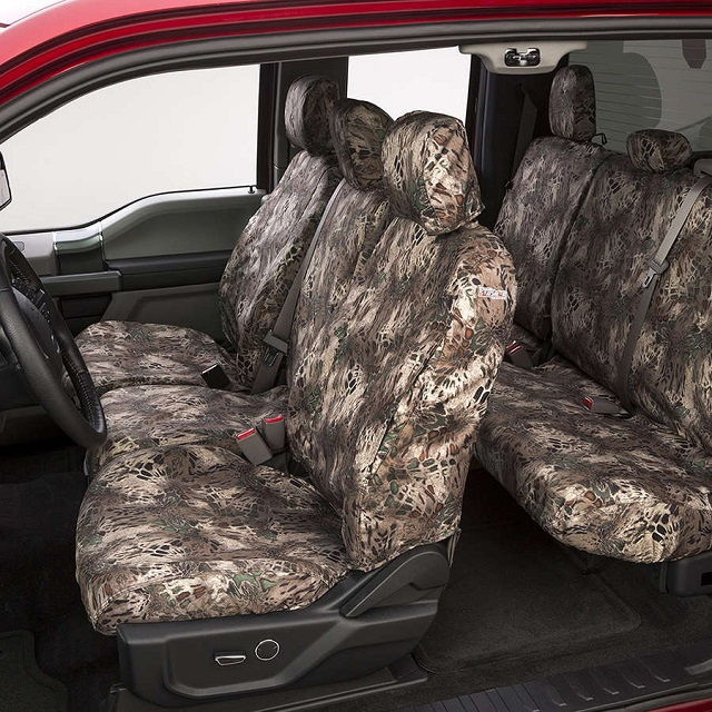 Custom Seat Covers for Trucks