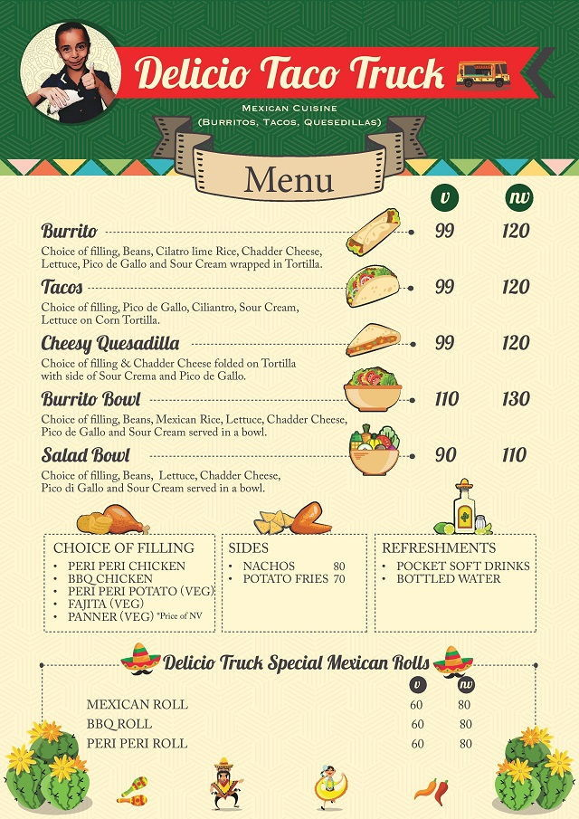 Taco Truck Prices