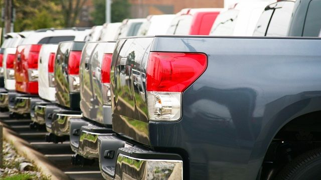 Edmunds Used Truck Prices