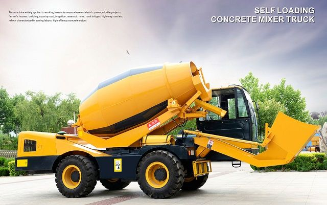 Cement Truck Prices