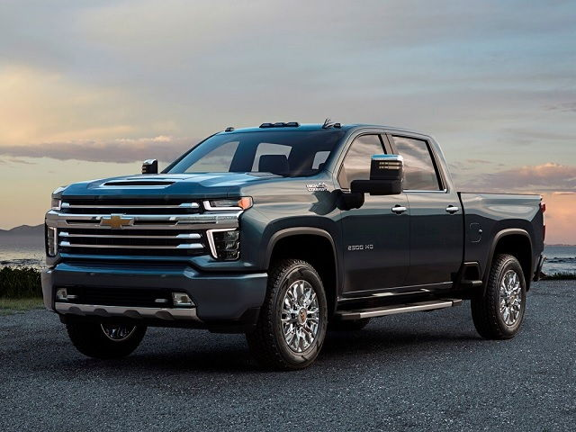 New Chevrolet Truck Prices