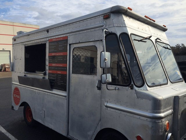 Used Food Trucks for Sale Seattle