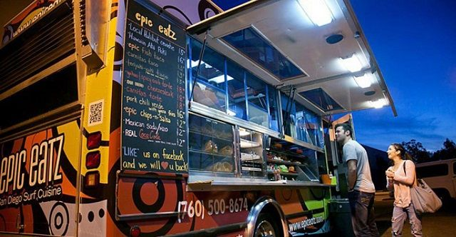 Food Truck Party Rental Miami