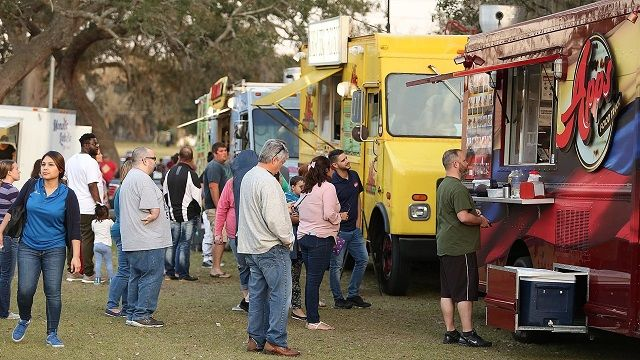 Food Trucks for Sale in Mcallen Tx